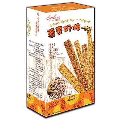 藜麥好棒-奶素(原味)(150g/盒)