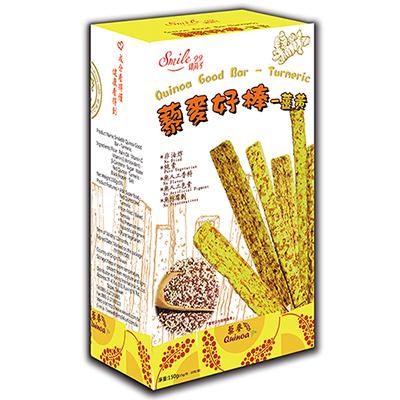 藜麥好棒-純素(薑黃)(150g/盒)