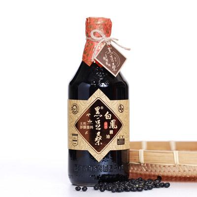 經典白鳳醬油(550ml±5%/瓶)