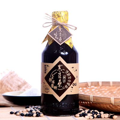 天然極品頂級黑金醬油(550ml±5%/瓶)
