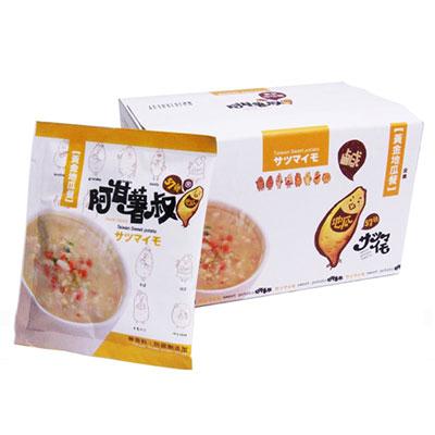 黃金地瓜餐(鹹)-全素(25g*10入,共1盒)