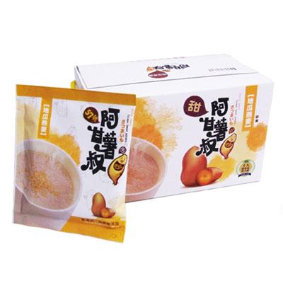 地瓜燕麥(甜)-奶素(30g*10入/盒,共1盒)