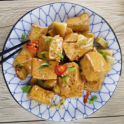 蒜味小方干(240g±5%/包)
