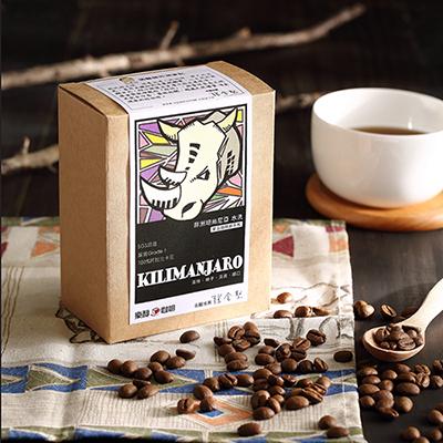 水洗坦尚尼亞咖啡掛耳包(55g±5%(5入)/盒)