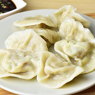 日式咖哩豬肉手工水餃(375g(15顆)/包)