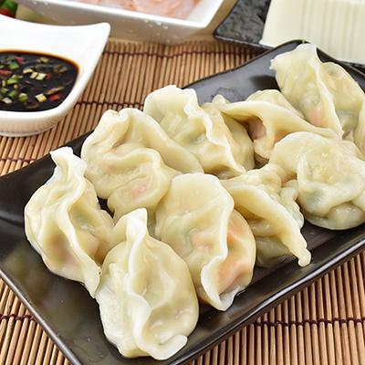 豆腐鮮蝦手工水餃(375g(15顆)/包)