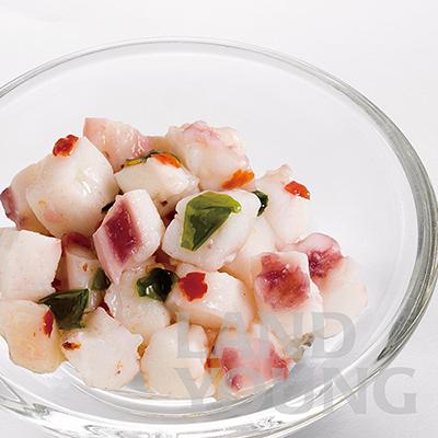 芥末魷魚(200g/包)