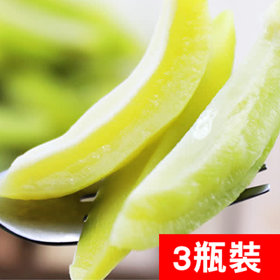 屏東三地門嚴選-土芒果青3瓶裝
