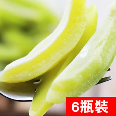 屏東三地門嚴選-土芒果青6瓶裝