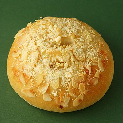 椰香芋頭卡士達麵包(蛋奶素)(96g±5%/包)