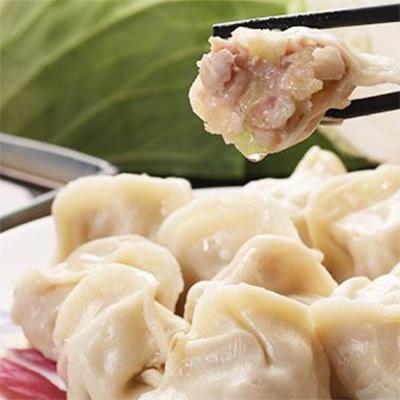 高麗菜豬肉水餃650g/包(約24粒)