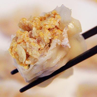 頂級黃金海膽手工水餃(500g/1盒/20顆)