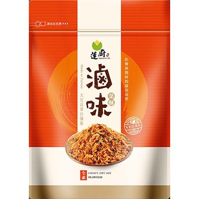 卤味菜酥-全素(300g/包)