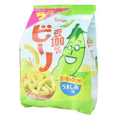 5P比諾豌豆脆條-鹽味(16g*5份/袋)