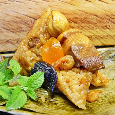 懷古香草豬肉粽(200g/5粒/包)