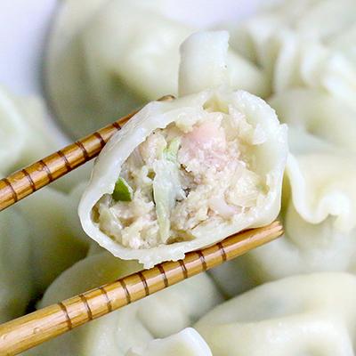 媽媽手工水餃-高麗菜(50粒/900g/包)
