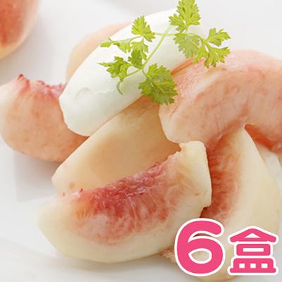 紅玉水蜜桃(24顆)*6盒