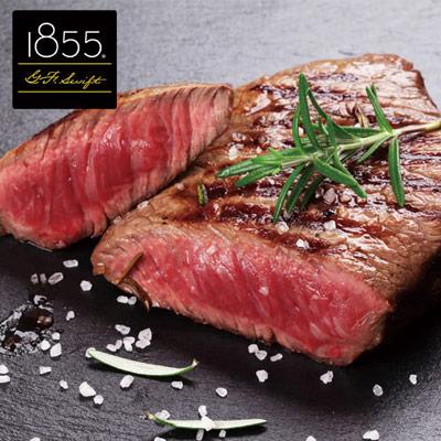 美國1855黑安格斯熟成霜降牛排(150g±10%