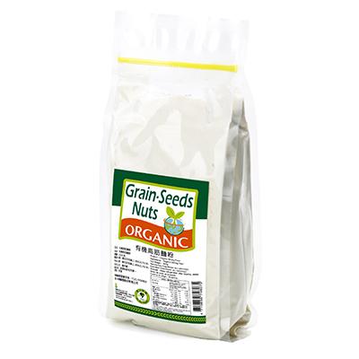 有機高筋麵粉(500g/包)