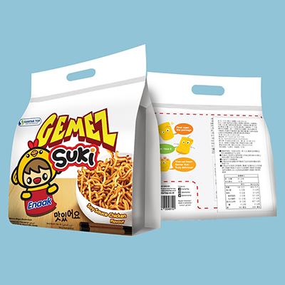 SUKI韓式小雞麵(30g*6入/袋)