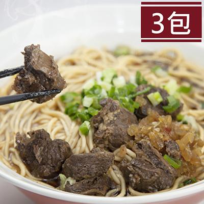 【吃gogo】紅燒牛肉麵3包