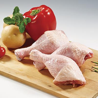 洽富氣冷雞-棒腿 (380g±10%/包)
