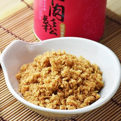 日式柴魚雞肉鬆(160g/罐)