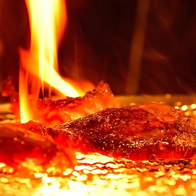 燒烤肉片 (400g±5%/包)
