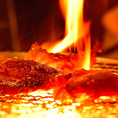 BBQ燒烤肉片-醬油 (400g±5%/包)
