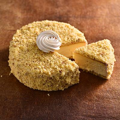 檸檬雪融乳酪蛋糕(6吋/盒)