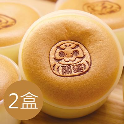 久久津乳酪菓子手造所 開運布丁燒(4入/ 盒,共2盒)