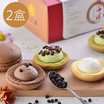 雪鶴蛋糕(綜合6入)*2盒