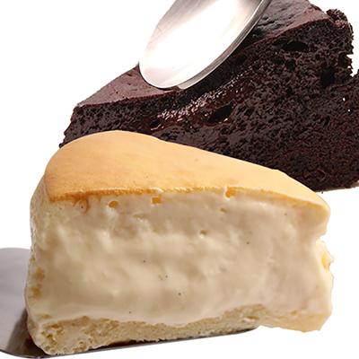 手作好滋味-半熟乳酪+巧克力