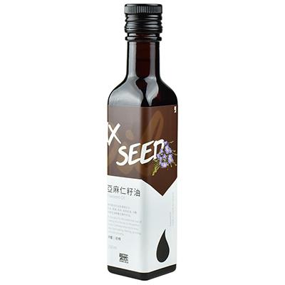亞麻仁籽油(250ml/瓶)