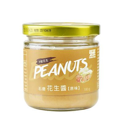 花生醬(原味)(180g/罐)