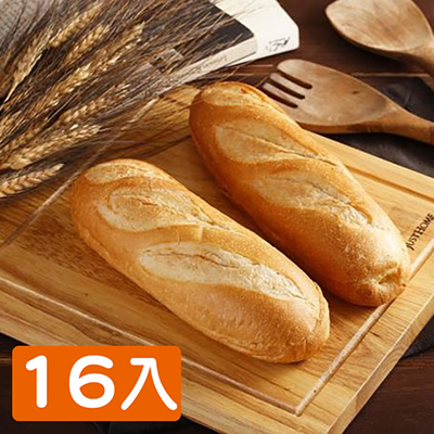 【分享烘焙】維也那麵包16入