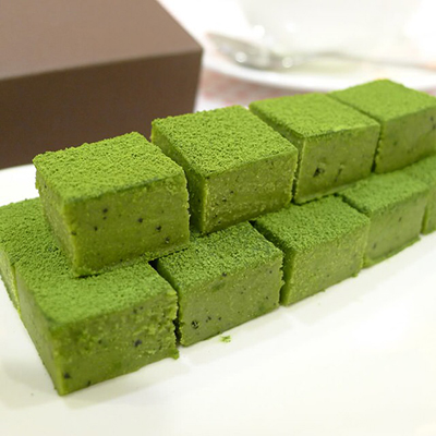 日本超夯抹茶生巧克力禮盒(24顆)*2盒