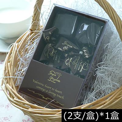 熱情魔力可可巧克力攪拌棒(2支/盒)*1盒