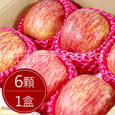 智利富士蘋果(6入禮盒裝)
