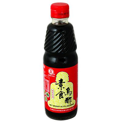 素食烏醋(小)(300ml/罐)