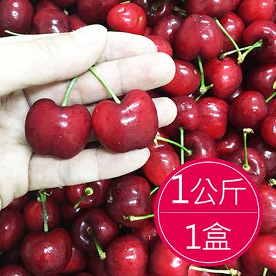 空運鮮採XL9.5Row櫻桃禮盒(1kg)*1