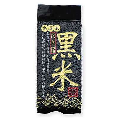 花蓮富里黑糯糙米(600g/包)