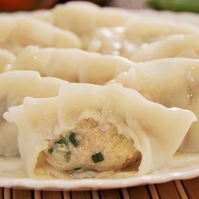 冷凍手工魚肉水餃(20顆/盒)