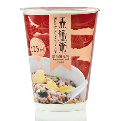 黑纖粥(麻油薑口味)(35g/杯)