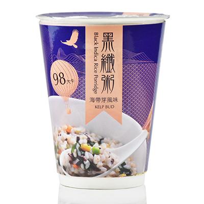 黑纖粥(海帶芽口味)(30g/杯)