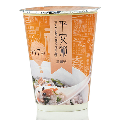 黑纖粥(平安粥口味)(35g/杯)