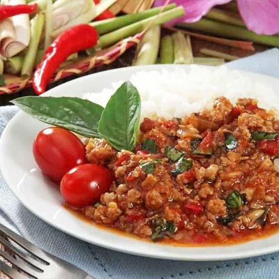 泰式打拋豬肉醬(160g±5%/包)