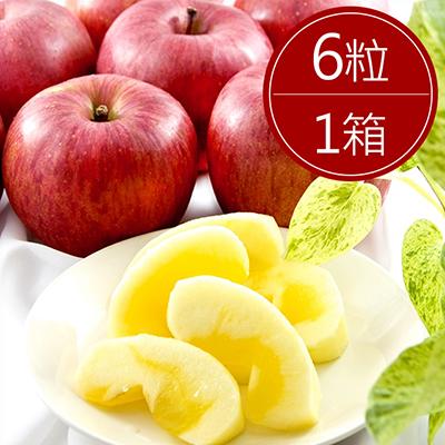 日本青森縣特選級富士蘋果禮盒(6入/箱)