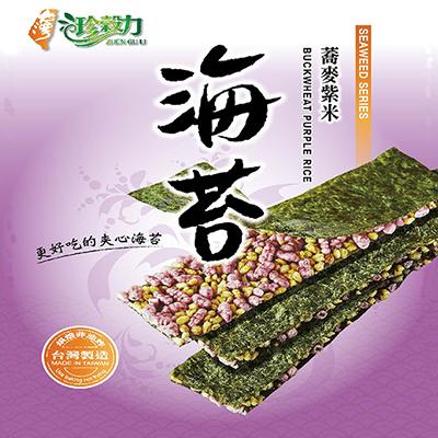 海苔蕎麥紫米(40g/包)