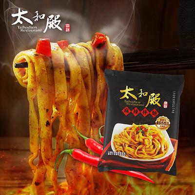 麻辣拌麵(155g/包)